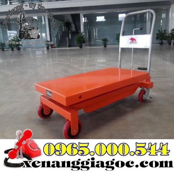 bàn nâng thủy lực 500 kg giá rẻ nhất