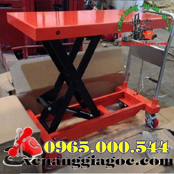 bàn nâng thủy lực 800 kg