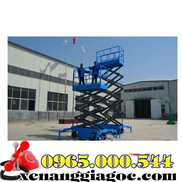 thang nâng người 6 m nhập khẩu chất lượng