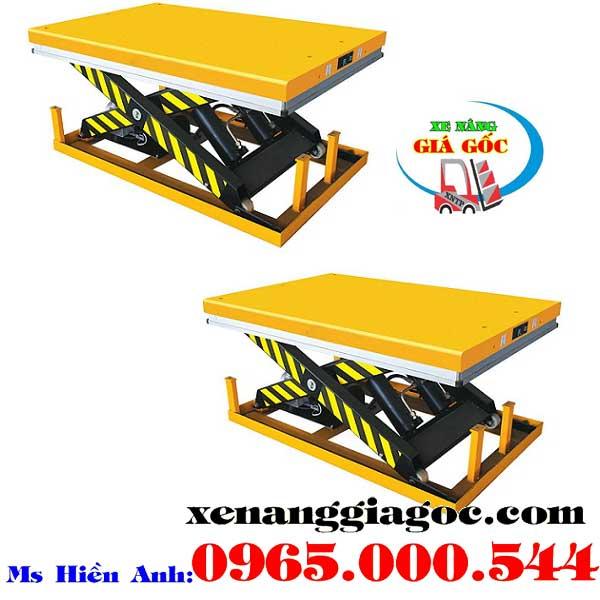 bàn nâng điện 1 tấn đài loan nhập khẩu