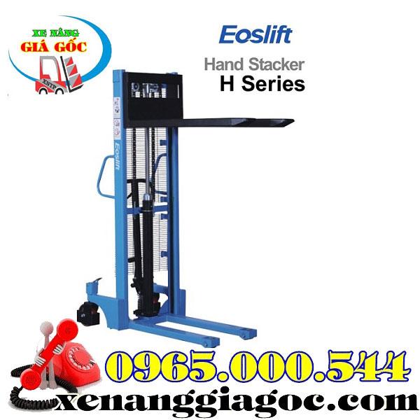 xe nâng tay cao 1 tấn Eoslift