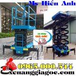 Xe Thang Nâng Người 6m 9m 12 M Giá Rẻ Chất Lượng
