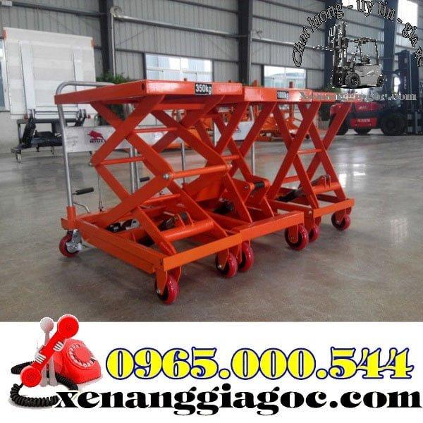 bàn nâng thủy lực 500 kg
