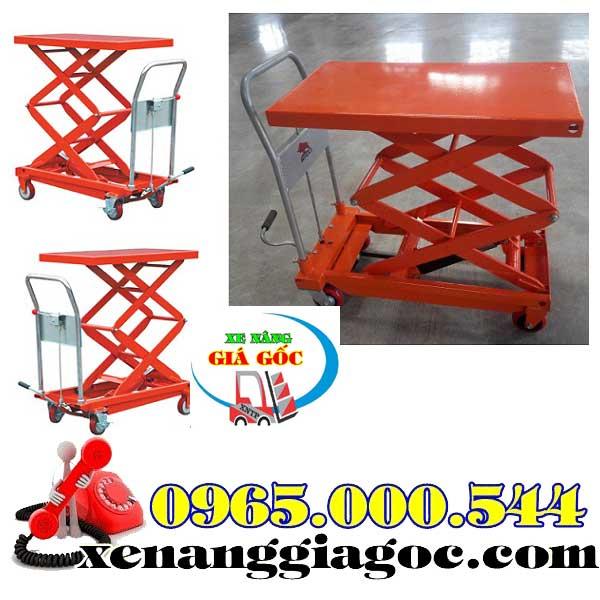 bàn nâng thủy lực 350 kg giá rẻ