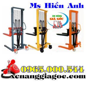 Xe Nang Tay Cao Thuy Luc