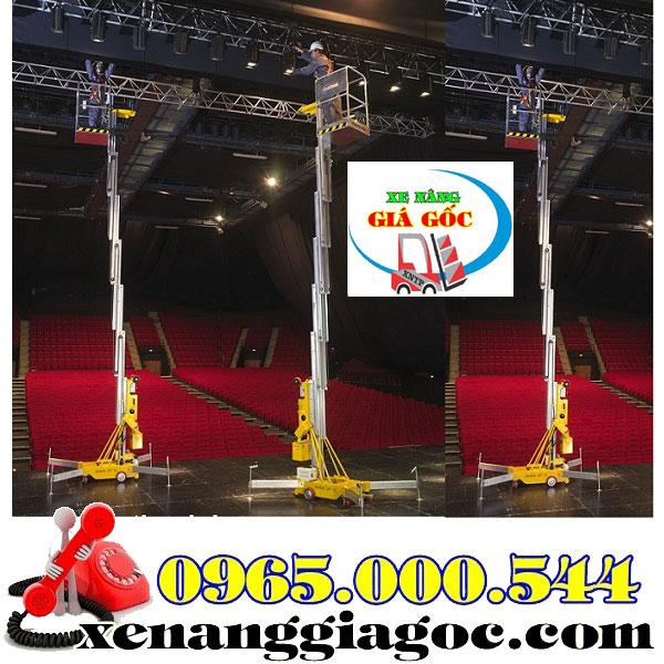 thang nâng người 10 m giá khuyến mãi