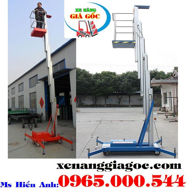 thang nâng người 10 m giá rẻ tại Hà Nội