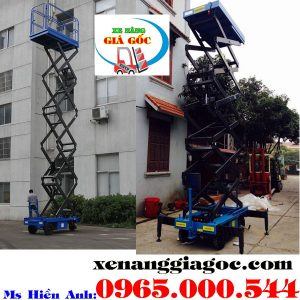 Thang Nâng Người 12 M ở Bắc Ninh