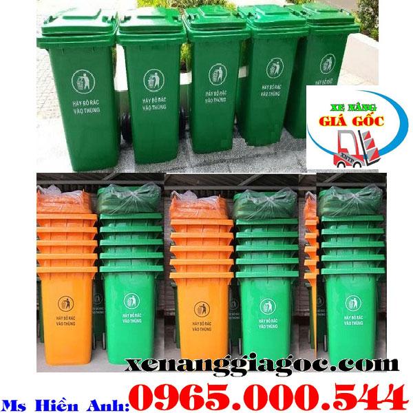 Thùng rác công cộng tại Hà Nội giá rẻ