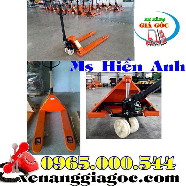 xe nâng tay 2 tấn 3 tấn 5 tấn tại Hà Nội