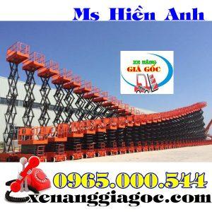 Thang Nâng Người Tại Đà Nẵng 6m 9m 12m 14m Giá Rẻ
