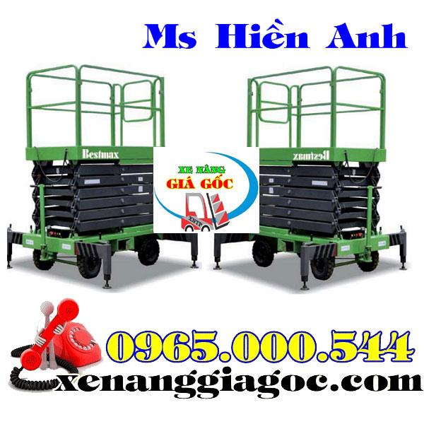 Xe Nâng Người Tại Hồ Chí Minh 6m 9m 10m 12m 14m Giá Rẻ
