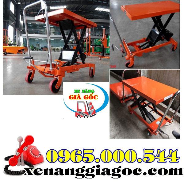 bàn nâng khuôn mẫu 300 kg 500 kg 800 kg