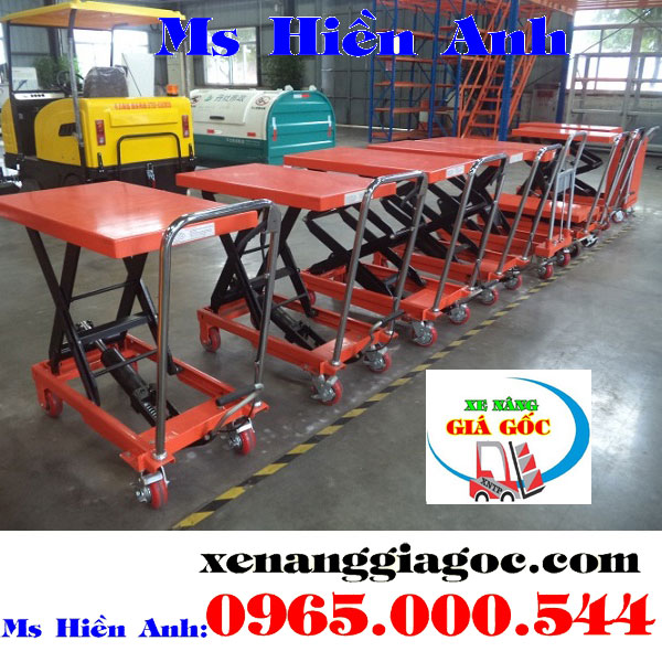 bàn nâng thủy lực 1000 kg giá rẻ