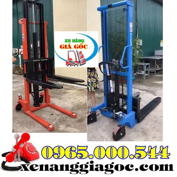 mua xe nâng tay cao tại Nam Định