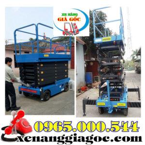 Mua Xe Thang Nang Nguoi 14 Mét