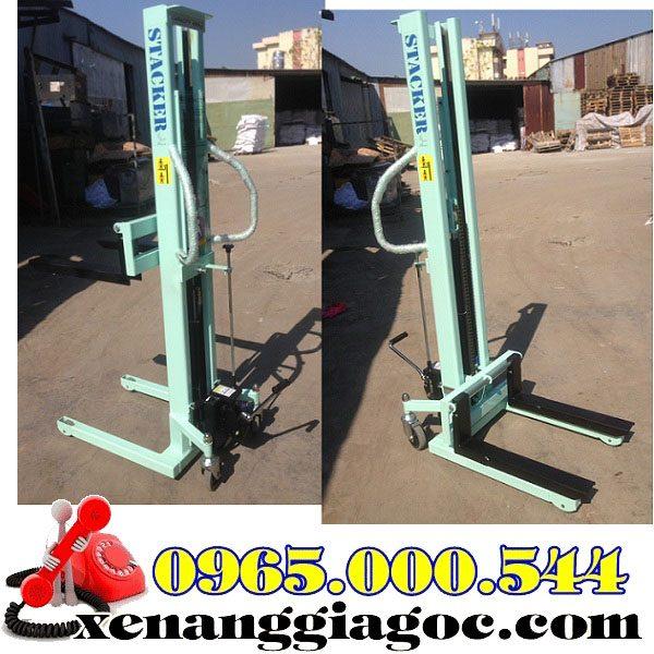 Xe Nâng Tay Cao Mini OPK 400 Kg