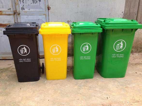 Kết quả hình ảnh cho tiêu chí quan trọng để lựa chọn thùng rác