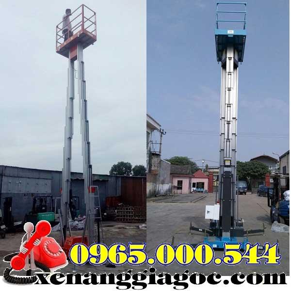giá thang nâng người 12m tại Hưng Yên