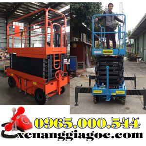 Xe Thang Nâng Người Sửa Chữa điện 6m 9m 10m