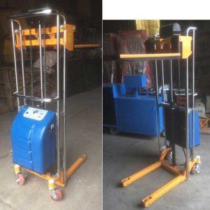 Xe Nâng điện đẩy Tay Mini 400kg 500kg Giá Rẻ Hàng Chính Hãng.