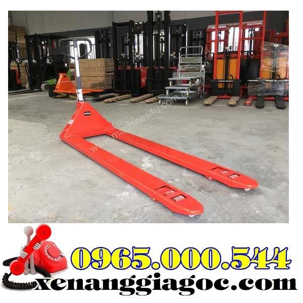 xe nâng tay siêu dài 1.6 mét giá rẻ
