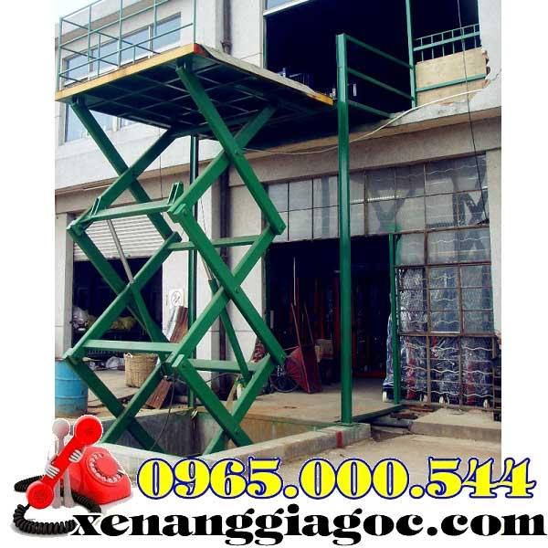 bàn nâng điện 1 tấn 3m giá rẻ