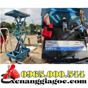 Bàn Nâng điện 350kg 1.6m