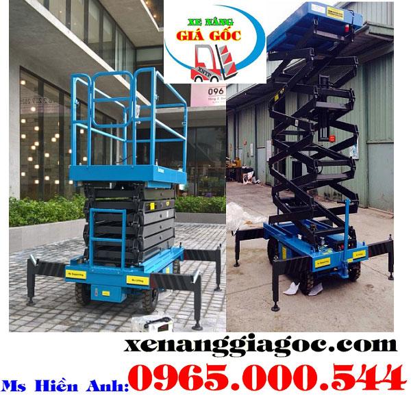 thang nâng người 7m 300kg 500kg