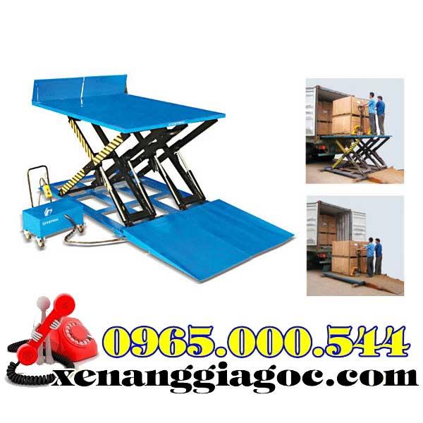 bàn nâng điện 1 tấn HY1001
