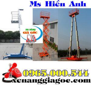 Thang nâng người giá rẻ tại Bình Tân