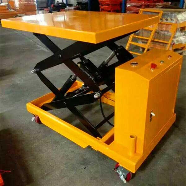 bàn nâng điện 500kg giá rẻ