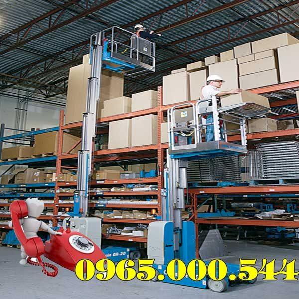 cung cấp thang nâng người tự hành 10m