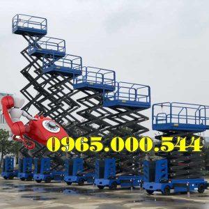 Xe Nâng Người Tại Vũng Tàu 6m 9m 10m 12m 14m 16m Giá Rẻ