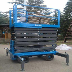 Cung Cấp Thang Nâng 12m 500kg Giá Rẻ