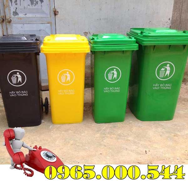 thùng rác công cộng giá rẻ tại Ninh Bình
