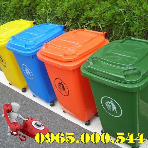 thùng rác công cộng tại Ninh Bình