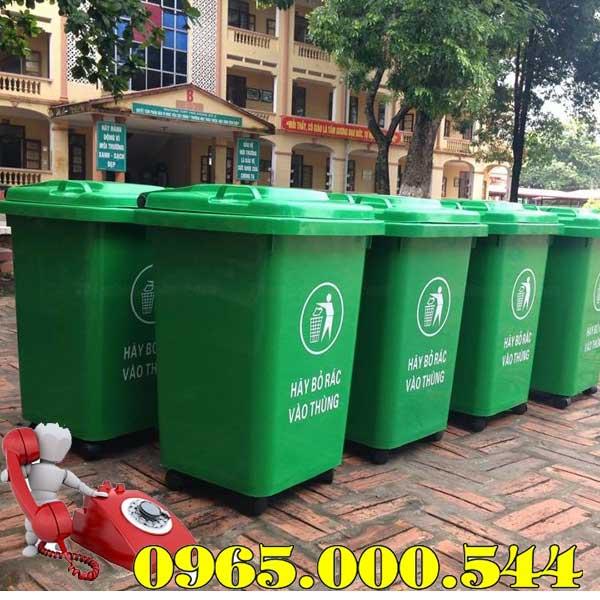 thùng rác công cộng tại Quảng Ninh