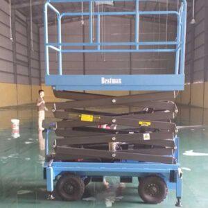 Thang Nâng Người 5m 300kg 500kg Nhập Khẩu Giá Rẻ