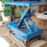 Bàn Nâng điện 300kg Nhập Khẩu Giá Cạnh Tranh Nhất