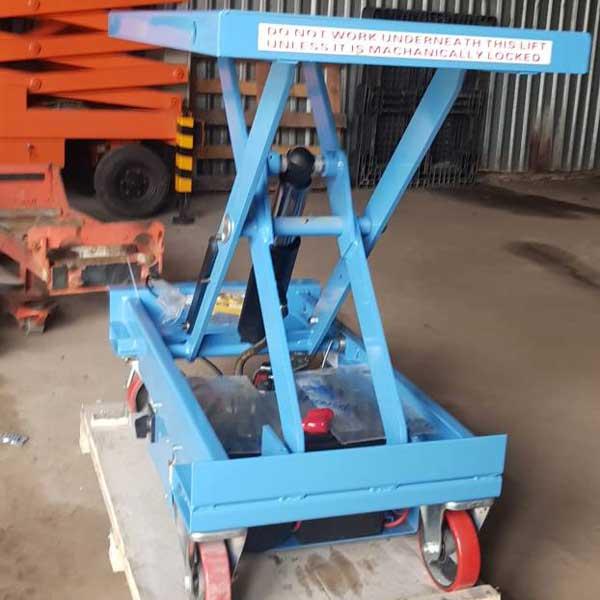 bàn nâng điện 300kg Eoslift