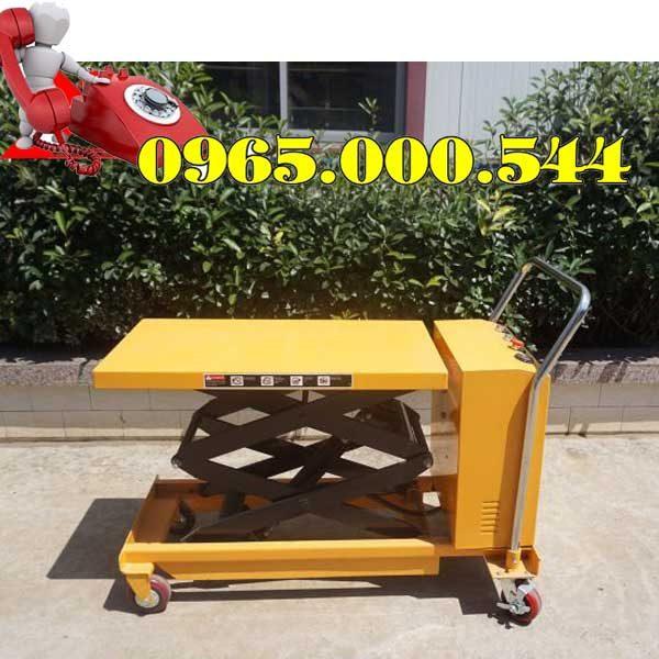 bàn nâng điện 300kg giá rẻ