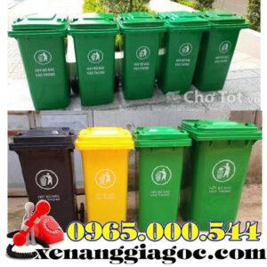 Đại Lý Bán Thùng Rác Nhựa Tại Lạng Sơn