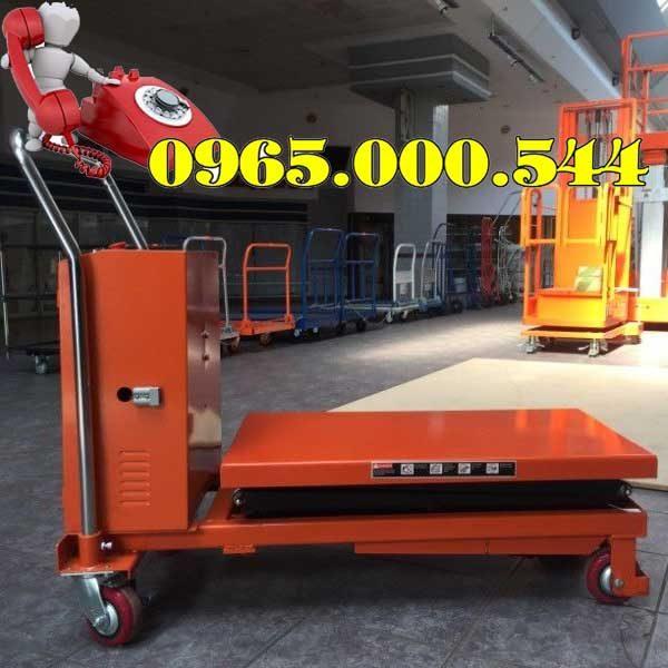 bàn nâng điện 1 tấn 1.7m