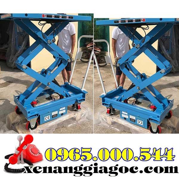 bàn nâng điện 350kg eoslift