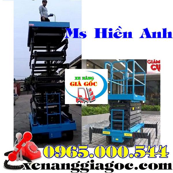 Xe nâng người tại Ninh Bình