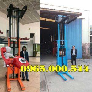Xe Nâng điện Bán Tự động 1500kg