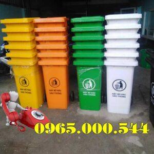 Mua Thùng Rác Nhựa Tại Quảng Ninh