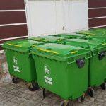 Xe Gom Rác 660 Lít Nhựa HDPE Nhập Khẩu Giá Rẻ Nhất