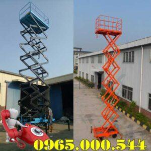 Xe Nang Cao 12m
